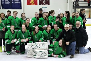 Bishop Shanahan won its first championship in team history with a 2-1 win over Lansdale Catholic Tuesday. (Candice Monhollan)